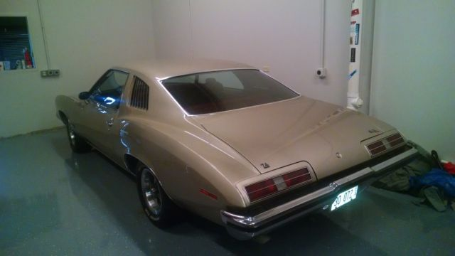 Used Cars For Sale In Illinois >> 1973 Pontiac Grand Am, Matching 455ci V8, 7.4 liter,TH400 ...