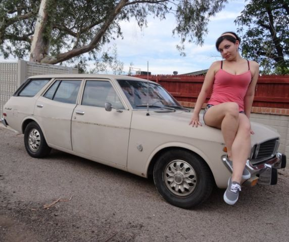 Tucson Car Auction >> 1973 Toyota Corona Mark II station wagon AC zero rust AZ CAR Survivor 1JZ ? MX29 for sale in ...