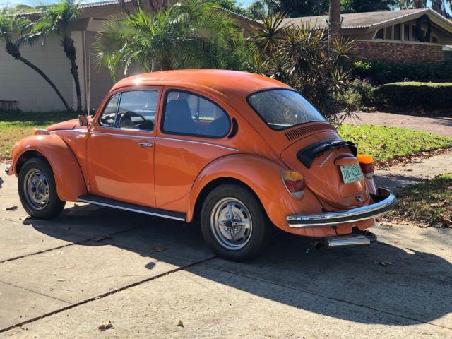 1973 Volkswagen Super Beetle with Porsche engine for sale ...