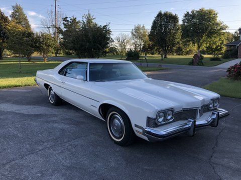 Clear Vinyl Floor Mats For Cars >> 1973 White Pontiac Catalina 2 Dr Hardtop 455, Maryville TN