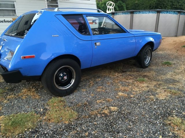 Model Cars For Sale >> 1974 AMC GREMLIN NO RUST SBC 5 Speed for sale: photos ...