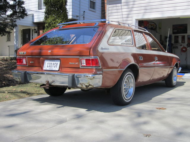 1974 Amc Hornet Sportabout Wagon V8 For Sale In Cleveland