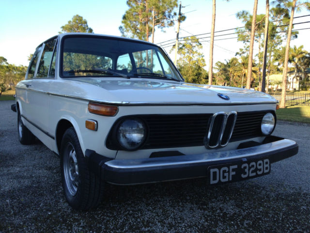 1974 Bmw 2002 Stunning Coupe Z3 Z4 74 2 Series No Reserve