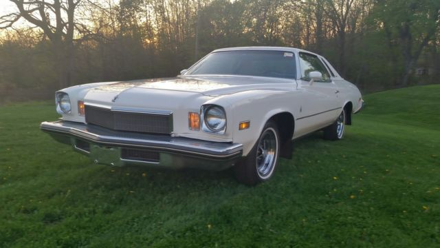 1974 Buick Regal Collonade 1 Family Owned Matching S