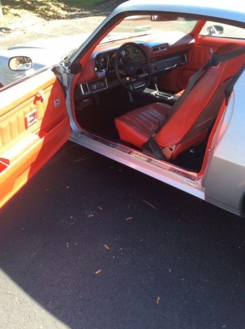 1974 Chevrolet Camaro LT Coupe 2-Door 5 7L for sale: photos