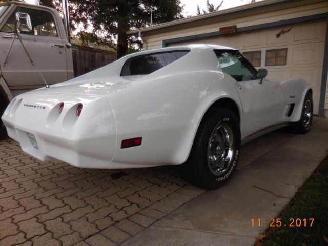 1974 Chevrolet Corvette T Tops A C Car Auto New Paint