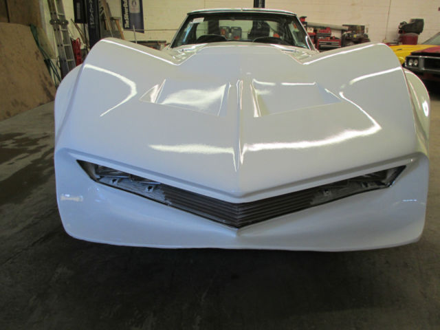 1974 Chevy Corvette Greenwood Body Kit 396 4 Speed For Sale In Independence Ohio United States
