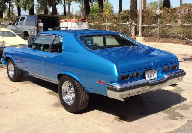 1974 Chevy Nova Muscle Car