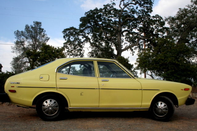 1974 Datsun 710 4 Door Sedan For Sale In Coulterville