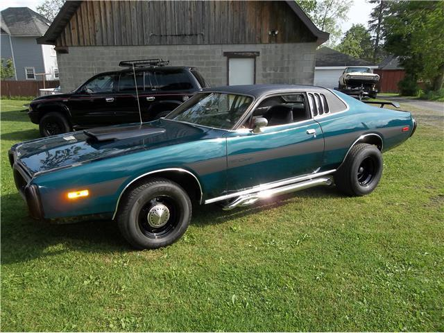 1974 Dodge Charger 750 Miles New Restoration For Sale