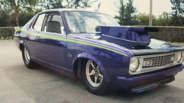 Motor Vehicle Bill Of Sale >> 1974 DODGE COLT PRO STREET for sale: photos, technical ...