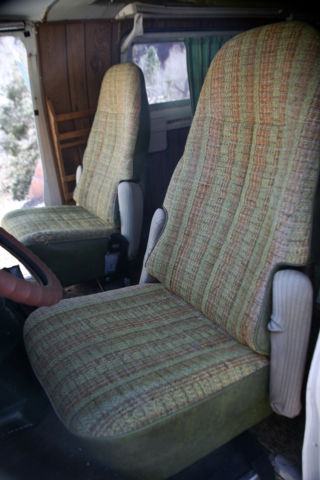 1974 Dodge Sportsman Camper Van camping RV conversion turtle