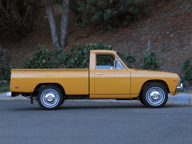 1974 Ford Courier Vintage Pickup Truck Unrestored Survivor
