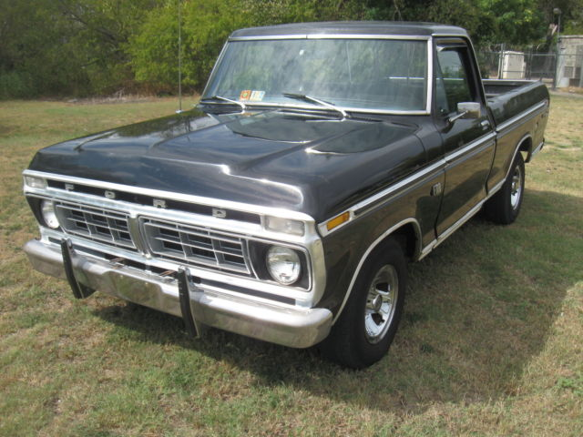 Cash For Cars Dallas >> 1974 FORD F-100 RANGER XLT SHORT BED for sale in Dallas, Texas, United States
