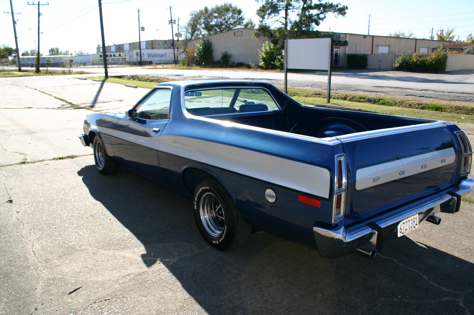 1974 ford ranchero gt 7 5l for sale in houston  texas