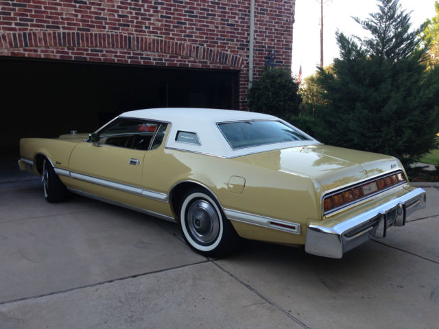1974 Ford Thunderbird Base Hardtop 2 Door 7 5l For Sale In