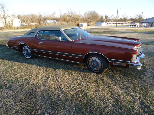 1974 FORD THUNDERBIRD460 V 8VINTAGE COLLECTIBLE For
