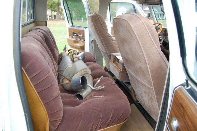1974 Gmc 3500 Square Body Dually Chevy Silverado Truck For Sale In Arkadelphia Arkansas United