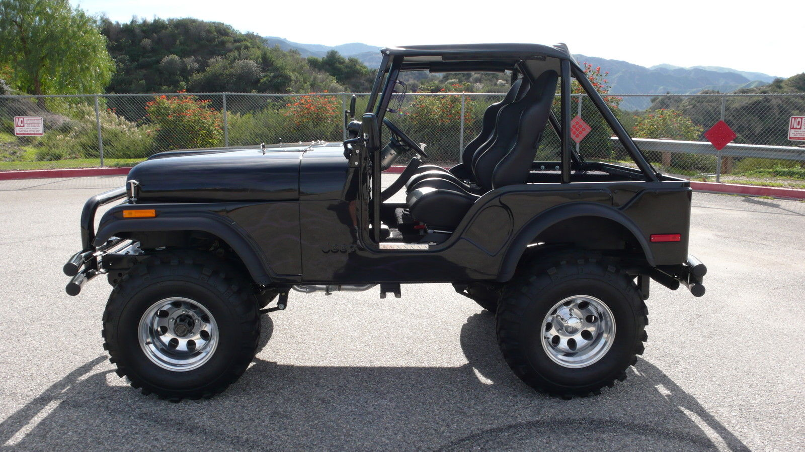 1974 jeep cj5   v8  jeep cj  4x4  off road  rock crawler