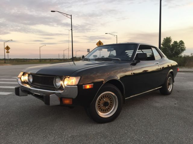 1974 Toyota Celica Gt 2 Liter 5 Speed No Rust Anywhere For Sale Photos Technical Specifications Description