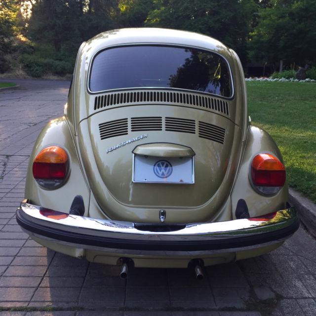 volkswagen vw super beetle sun bug sunbug ultra rare  sale  technical