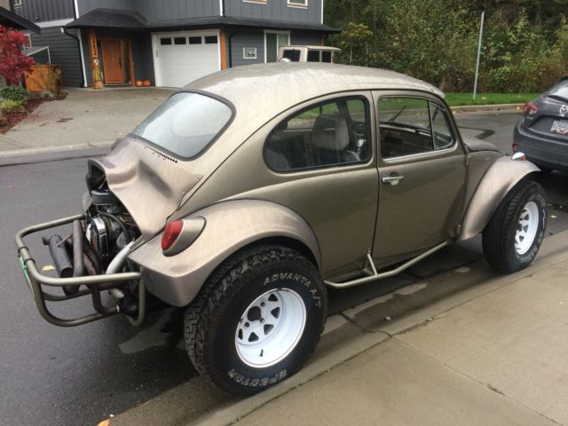 1974 Vw Baja Bug For Sale In Victoria British Columbia