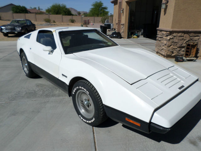 1975 Bricklin SV-1 Base Coupe 2-Door 5.8L 2 owner car
