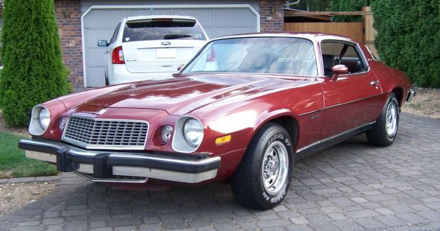 1975 chevy camaro type lt 350 cid automatic go fast classic and runs fabulous for sale in. Black Bedroom Furniture Sets. Home Design Ideas