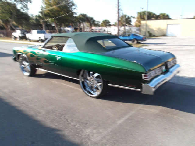 1975 CHEVY CAPRICE DONK for sale in Tampa, Florida, United
