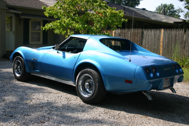 1975 Chevy Corvette Stingray L48 Original Engine Fresh ...