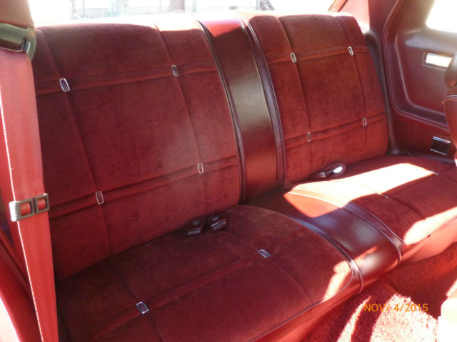 1975 Chrysler Cordoba 1 Owner 26000 Miles Amazing Dodge