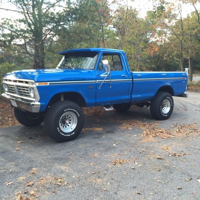 1975 Ford F250 Pickup For Sale In Mansfield, Massachusetts