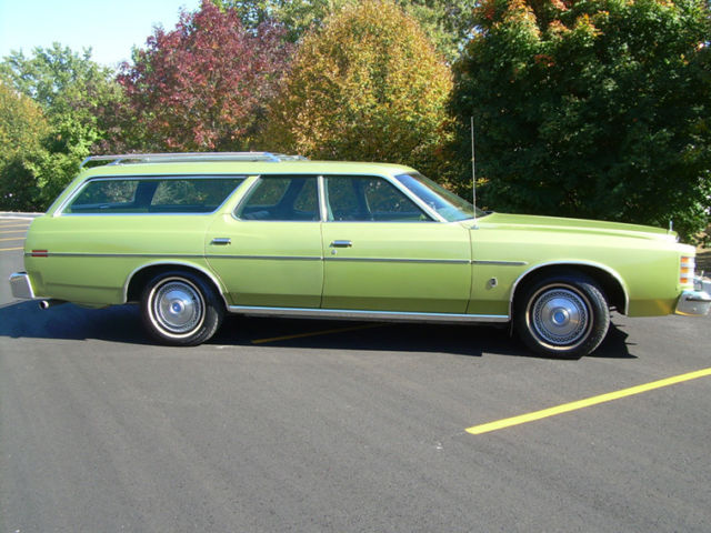 1975 Ford Ltd Station Wagon No Wood 75 Country Squire No