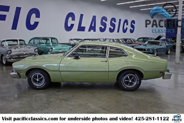 1975 Ford Maverick Coupe