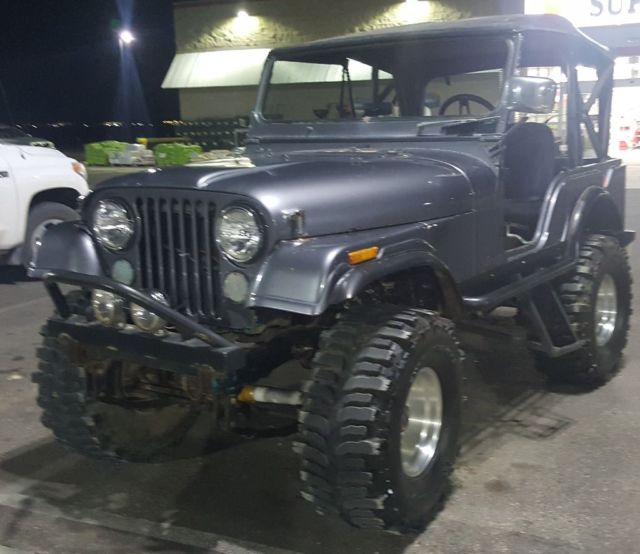1975 JEEP WRANGLER CJ5 For Sale: Photos, Technical