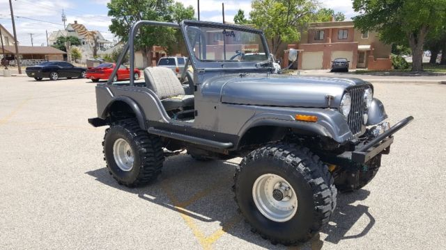1975 Jeep Wrangler Cj5