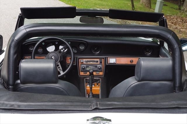 1975 jensen healey convertible full restoration for sale in saint louis missouri united states. Black Bedroom Furniture Sets. Home Design Ideas
