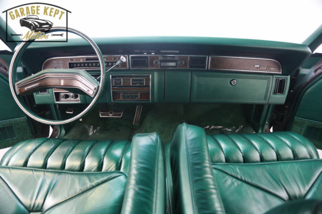 Lincoln Continental Town Coupe Door Hardtop Loaded W Low Miles