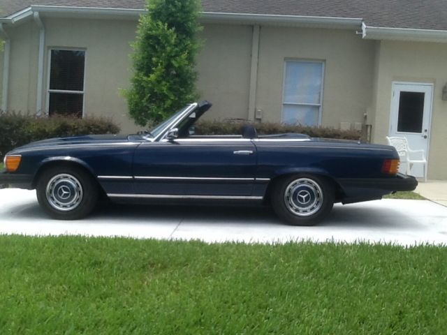 1975 mercedes benz 450sl for sale in wichita kansas for Mercedes benz of kc