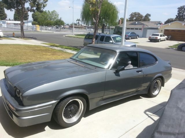 1975 Mercury Capri Base Coupe 2 Door 5 0l For Sale In