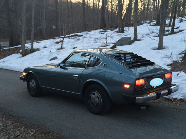 1975 nissan datsun 280z z series for sale in long island city new york united states. Black Bedroom Furniture Sets. Home Design Ideas