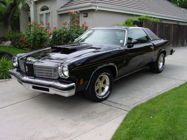 Car Seats For Three Year Olds >> 1975 OLDSMOBILE HURST / OLDS W30 RESTORED 455cid V/8 T Tops 442 for sale: photos, technical ...
