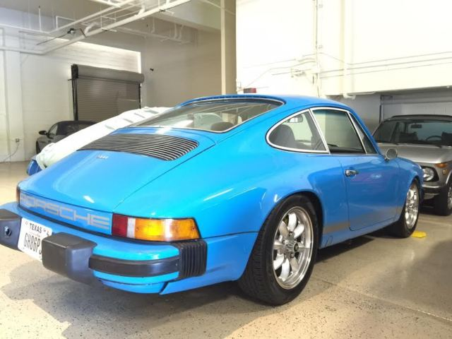 1975 porsche 911s restored mexico blue for sale in daly city california united states for sale photos technical specifications description classiccardb com