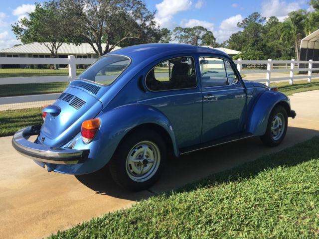 1975 Volkswagen Super Beetle Base Sedan 2-Door 1.6L for ...