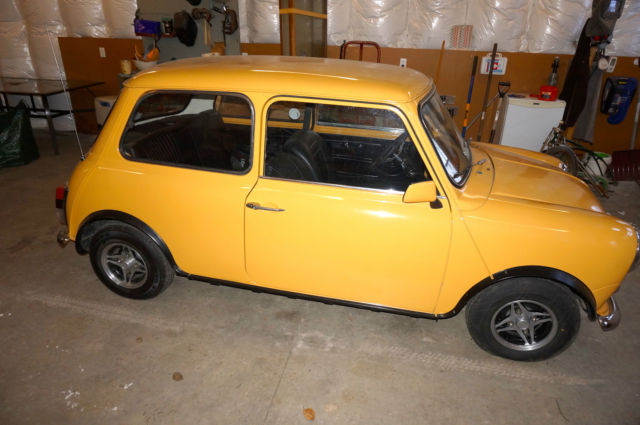 1976 Austin Mini For Sale In St Catharines Ontario Canada For Sale