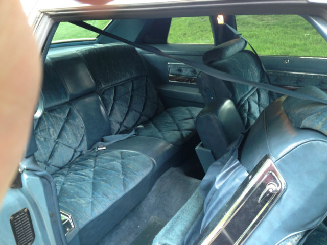 1976 Buick Electra 225 Custom 2 Door For Sale In