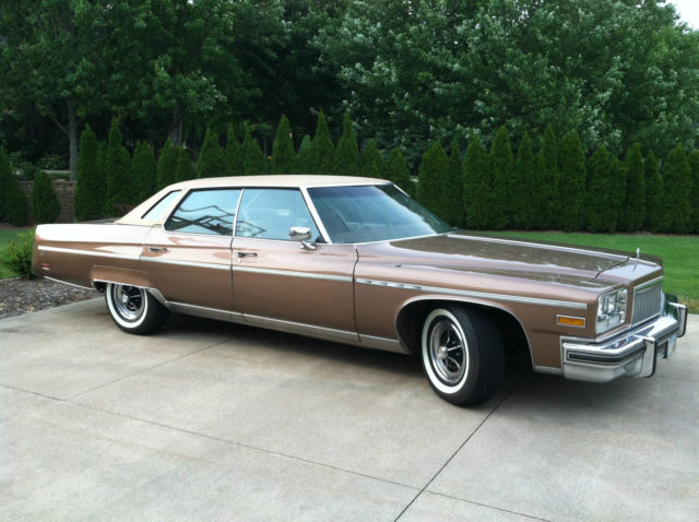 1976 Buick Electra Limited For Sale In Akron Ohio United