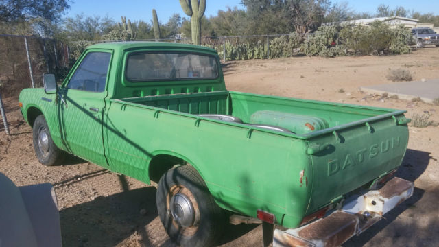 1976 Datsun 620 Pick Up Truck For Sale In Tucson  Arizona  United States For Sale  Photos