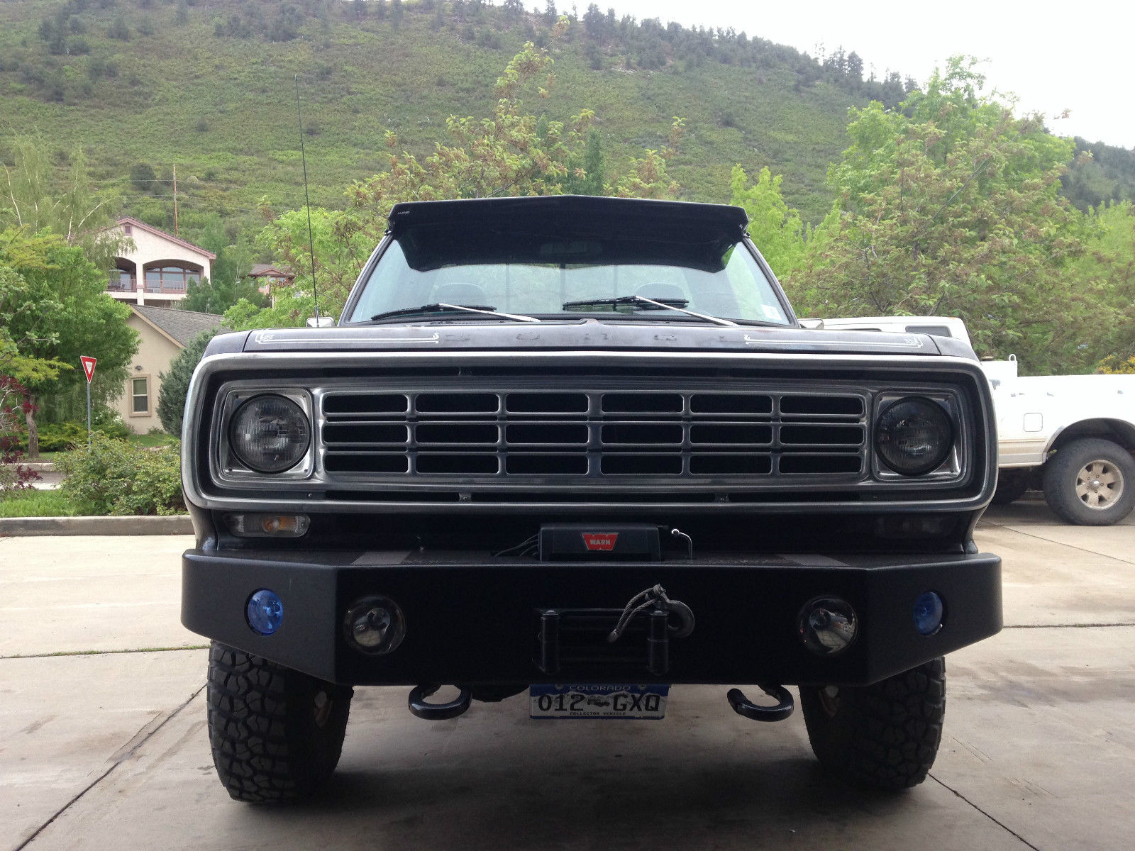 1976 Dodge Warlock for sale in Bayfield, Colorado, United States