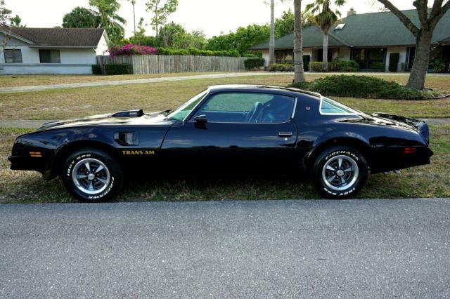 Firebird Trans Am V Dr Coupe All Original Show Car Shaker Hood